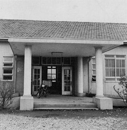 開設当時の病院